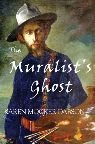 The Muralists Ghost  by  Karen Mocker Dabson