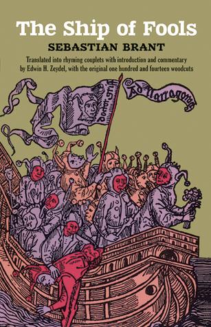 The Ship of Fools Volume 2 Sebastian Brant