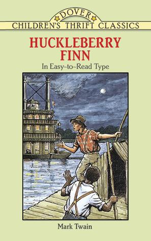 Huckleberry Finn Bob Blaisdell