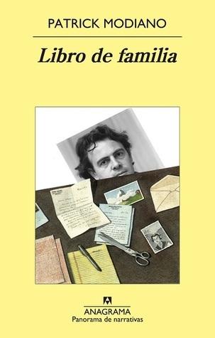 Libro de familia  by  Patrick Modiano