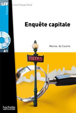 Enquête capitale  by  Marine Decourtis