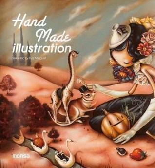 Hand Made Illustration  by  Eva Minguel