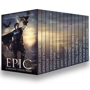 EPIC: Fourteen Books Of Fantasy  by  Terah Edun