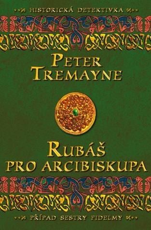 Rubáš pro arcibiskupa Peter Tremayne