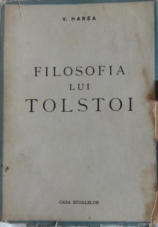 Filosofia lui Tolstoi  by  Vasile Harea