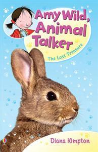 Amy Wild, Animal Talker  by  Diana Kimpton