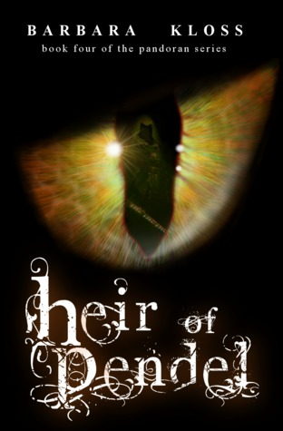 Heir of Pendel (A Pandoran Novel, #4) Barbara Kloss