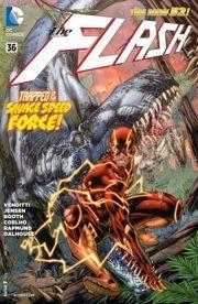 The Flash #36 (The New 52 Flash, #36) Van Jensen