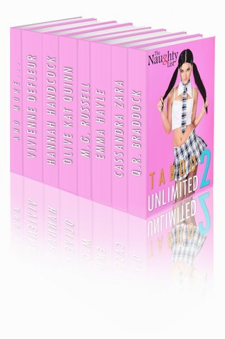 Taboo Unlimited 2 (The Naughty List Taboo Bundles Book 4)  by  Cassandra Zara