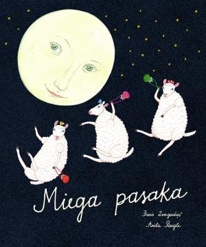 Miega pasaka  by  Juris Zvirgzdiņš