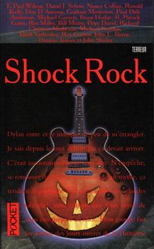 Shock Rock  by  Jeff Gelb