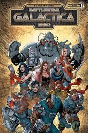 Steampunk Battlestar Galactica 1880 #1 Tony Lee