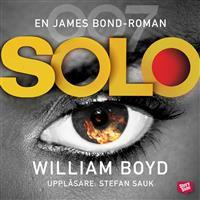 Solo en James Bond-roman  by  William Boyd