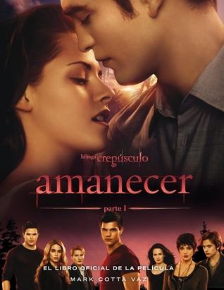 Amanecer, Libro de la película Mark Cotta Vaz