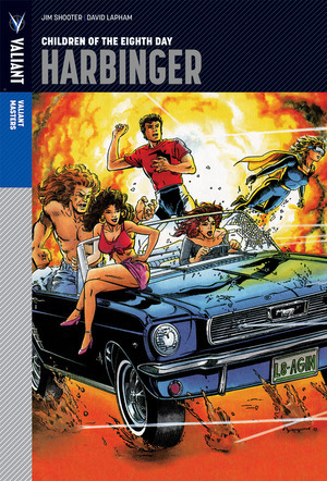 Valiant Masters: Harbinger Vol. 1: Children of the Eighth Day  by  Jim Shooter