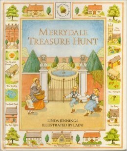 Merrydale Treasure Hunt  by  Linda M. Jennings