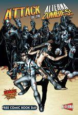 Attack of the Alterna Zombies! FCBD Stephen Lindsay