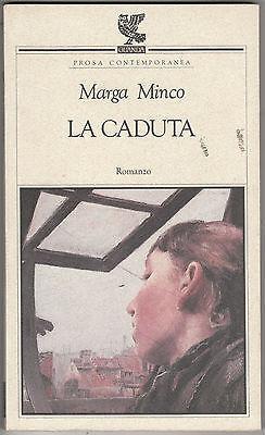 La caduta  by  Marga Minco