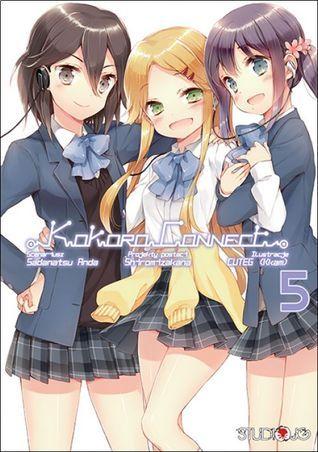 Kokoro Connect #5  by  Sadanatsu Anda