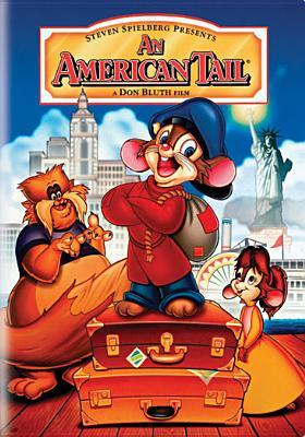 An American Tail  by  Don Bluth
