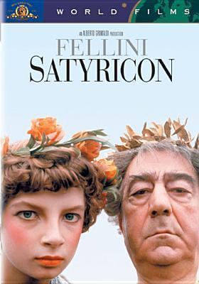 Fellini Satyricon Federico Fellini