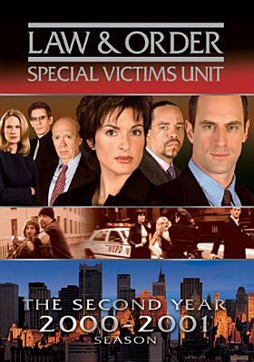 Law & Order: Special Victims Unit - The 2nd Year  by  Christopher Maloney