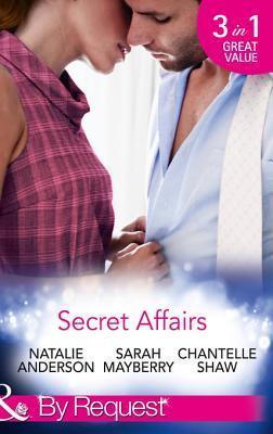 Secret Affairs Natalie Anderson