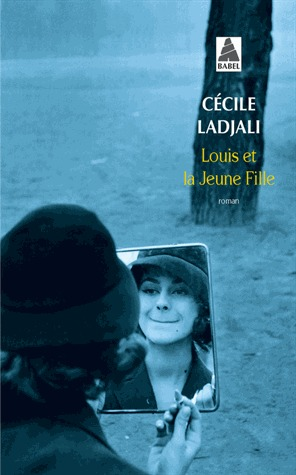 Louis et la jeune fille Cécile Ladjali
