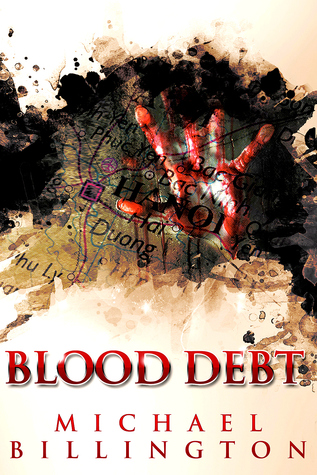 Blood Debt  by  Mike   Billington