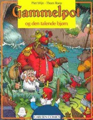 Gammelpot og den talende bjørn (Douwe Dabbert #22) Piet Wijn
