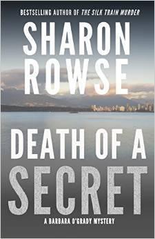 Death of a Secret (Barbara OGrady Mystery, #1)  by  Sharon Rowse