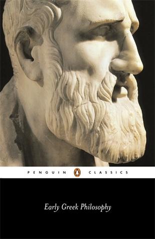 Arguments of the Philosophers, Set A Jonathan Barnes