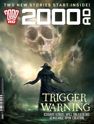 2000 AD #1901  by  Nick Percival