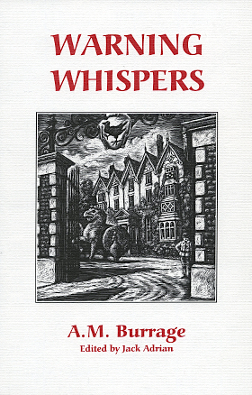 Warning Whispers A.M. Burrage
