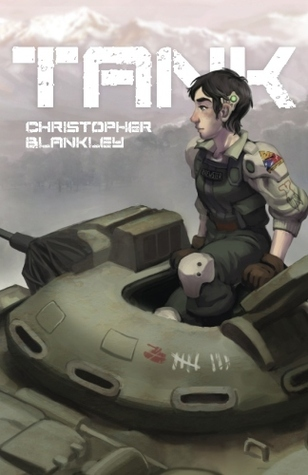 TANK  by  Christopher Blankley