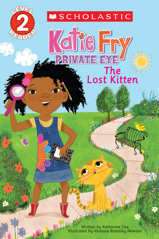 The Lost Kitten Katherine Cox