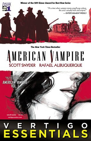 Vertigo Essentials: American Vampire #1 Stephen King
