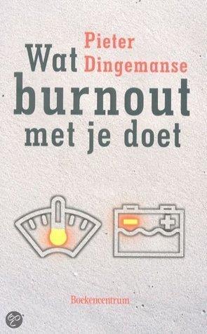 Wat burnout met je doet  by  Pieter Dingemanse