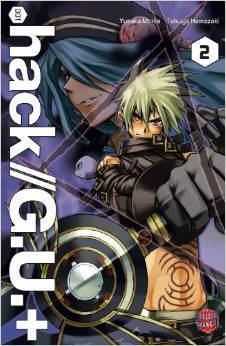.hack//G.U.+, Band 2 (.hack//G.U.+ #2)  by  Tatsuya Hamazaki