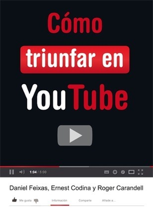 Cómo triunfar en YouTube Daniel Feixas