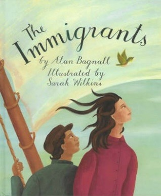 The Immigrants  by  Alan Bagnall