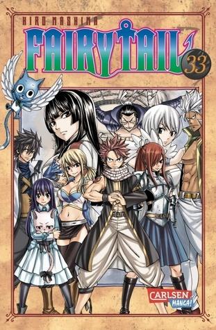Fairy Tail, Band 33 (Fairy Tail, #33)  by  Hiro Mashima