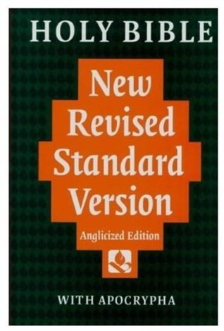 Holy Bible: New Revised Standard Version Bible (Anglicized): Anglicized Edition: Popular Paperback Text Edition with Apocrypha Anonymous