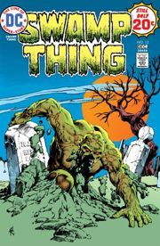 Swamp Thing (1972-1976) #13  by  Len Wein