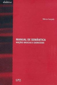 Manual de Semântica Márcia Cançado