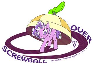 Screwball Over  by  Warren Hutch