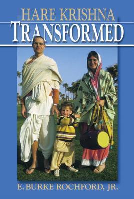 Hare Krishna In America  by  E. Burke Rochford