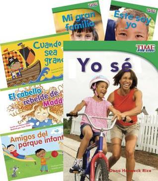 Todo Sobre M- (Me, Myself, and I) 6-Book Set Teacher Created Materials