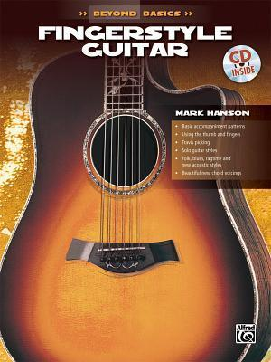Fingerstyle Guitar with CD Mark  Hanson