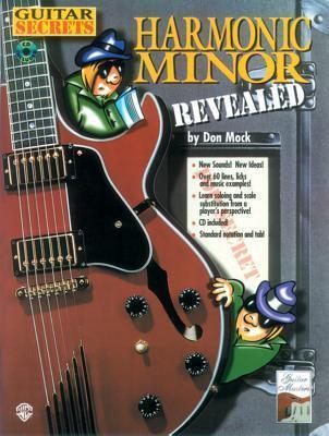 Guitar Secrets: Harmonic Minor Revealed  by  Don Mock